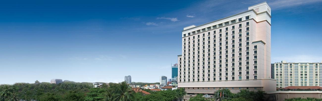 Lotte Hotel Saigon Building